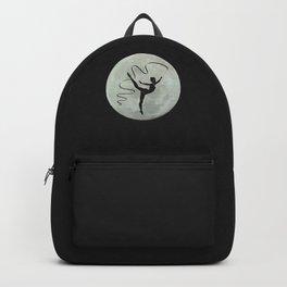 Rhythmic Moon Gymnastics Backpack