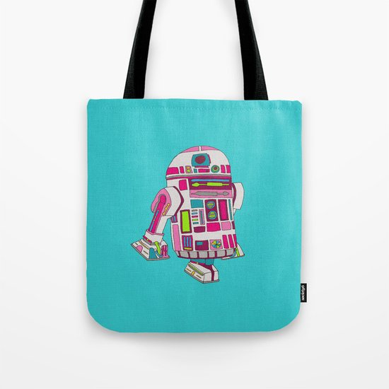 Cool Girls Like Epic Droids Tote Bag