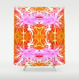Passions Ignited Shower Curtain