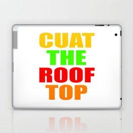 CUAT THE ROOFTOP Laptop & iPad Skin