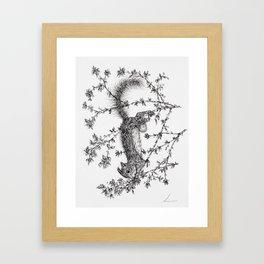 The swag Framed Art Print
