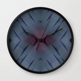CONCRETE SYMMETRY 2.5. Wall Clock