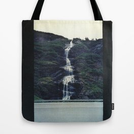 Roadside Waterfalls Tote Bag