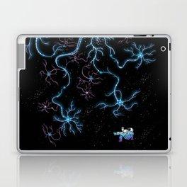 Neuron Galaxy Laptop & iPad Skin