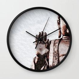 Have a nice poop Wall Clock