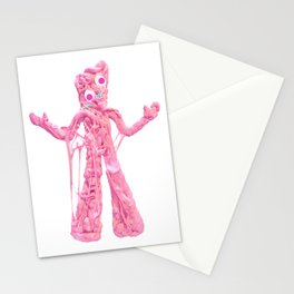 Bubble Gumby Stationery Cards