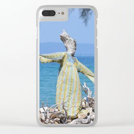 Dance Like Nobody's Watching Clear iPhone Case