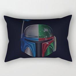 StarWars   Jango Fett - Boba Fett Rectangular Pillow