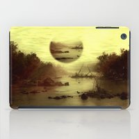jazzberry iPad Cases featuring Illusive visions float above my head... by Donuts