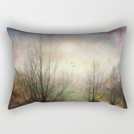 Calling The Sun VII Rectangular Pillow