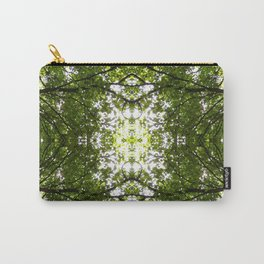Peaceful Cross Carry-All Pouch