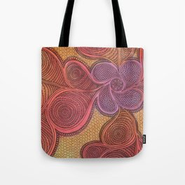Free Your Mind in Color Tote Bag