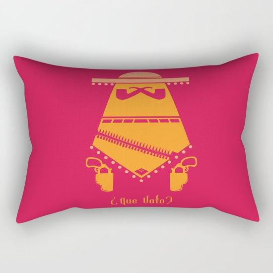 Vato Series 001. Rectangular Pillow