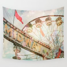 A Carnival In the Sky II Wall Tapestry