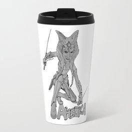 Ahsoka Tano Travel Mug