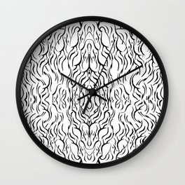 more randomness Wall Clock