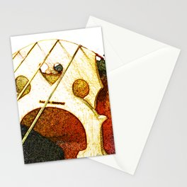 Just a Cello Bridge Stationery Cards