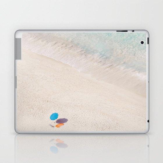 The Aqua Umbrella Laptop & iPad Skin