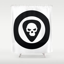 Punk, Rock & Ska Shower Curtain