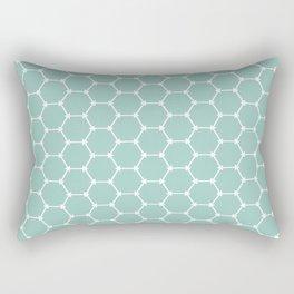Gazebo Arrows Rectangular Pillow