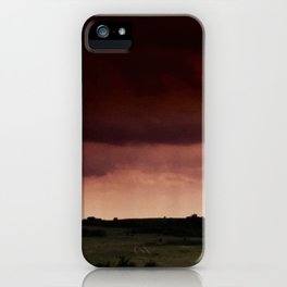 The Return. If Not You, Who? iPhone Case