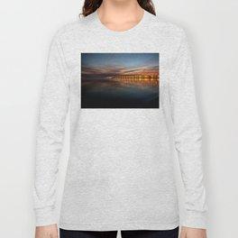 In The Stillness Long Sleeve T-shirt