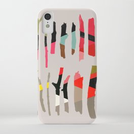 painted twigs 1 iPhone Case