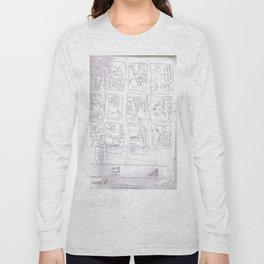 Angry Teacher Long Sleeve T-shirt