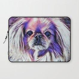 Peak in purple Laptop Sleeve
