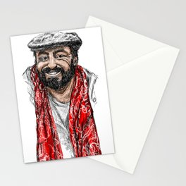 Luciano Pavarotti Stationery Cards