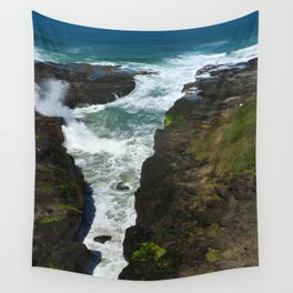 Picturesque Oregon Coast Wall Tapestry