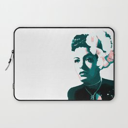 Billie Holiday Laptop Sleeve