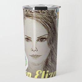 (Queen Elizabeth - Lana) - yks by ofs珊 Travel Mug