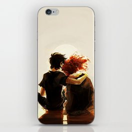 hey brother iPhone Skin