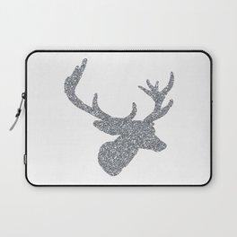 Silver Deer Laptop Sleeve