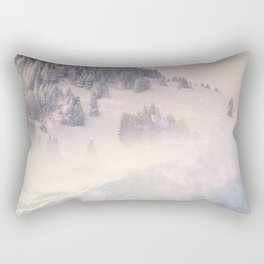 The World Was Ours Rectangular Pillow