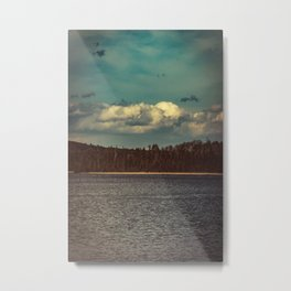 If I Could Stay Forever Metal Print