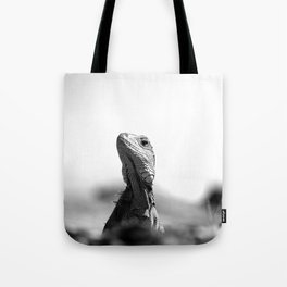 Your Majesty, the Reptile Tote Bag