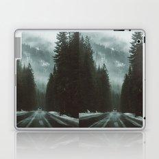 Wanderlust Is In My Blood Laptop & iPad Skin
