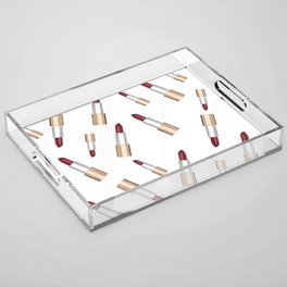 Lip Love Acrylic Tray