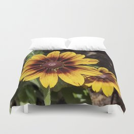 Really Radiant Rudbeckia Duvet Cover