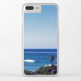 Best Coast Clear iPhone Case