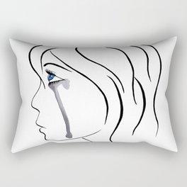 Teardrop Rectangular Pillow