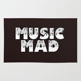 MUSIC MAD Rug