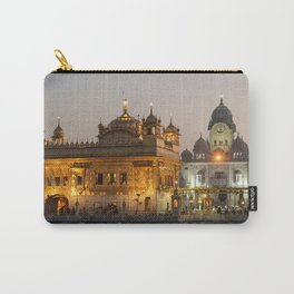 The Golden Temple  Carry-All Pouch
