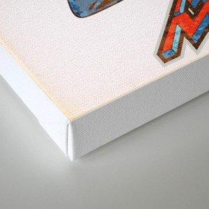 Mega Dissection Canvas Print