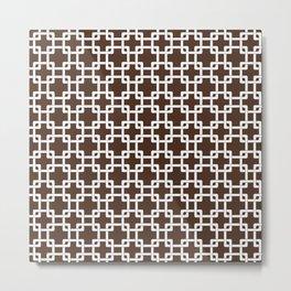 Plummer Coffee Metal Print