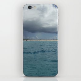 Approaching Squall iPhone Skin
