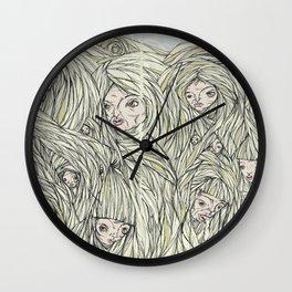Cilium Wall Clock