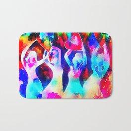 Rainbow Sisterhood Bath Mat
